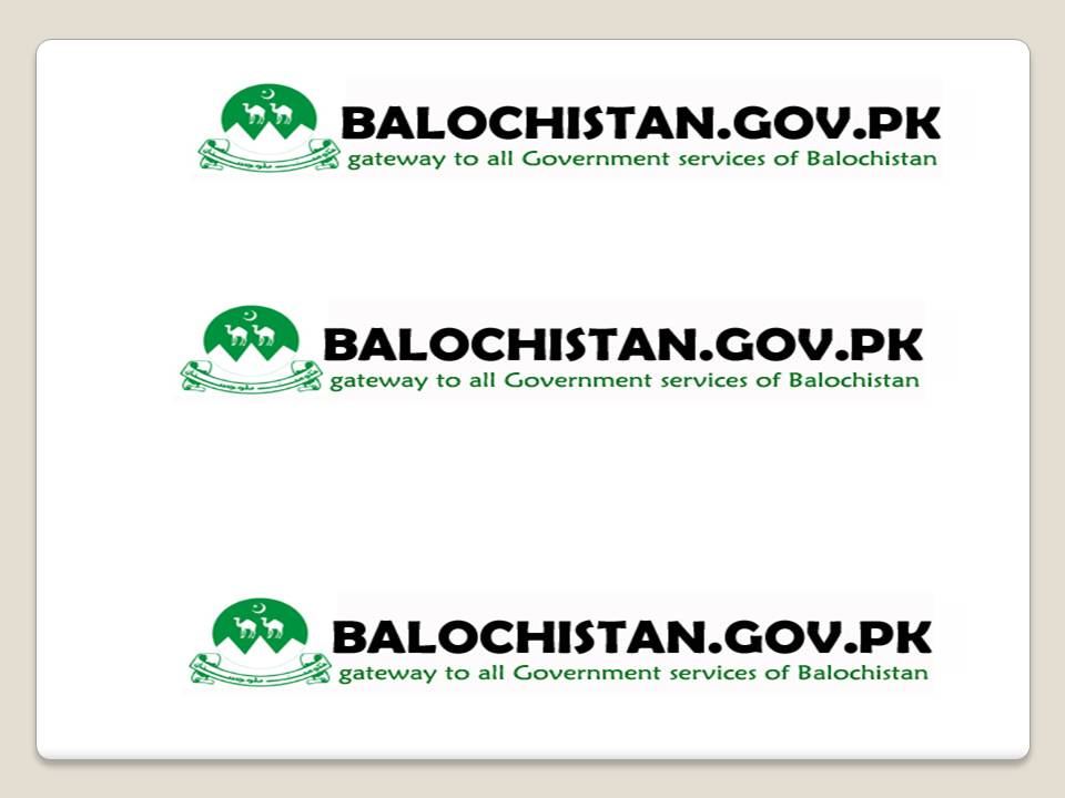Balochistan Finance department