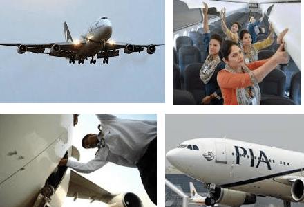 PIA Aircraft Engineer