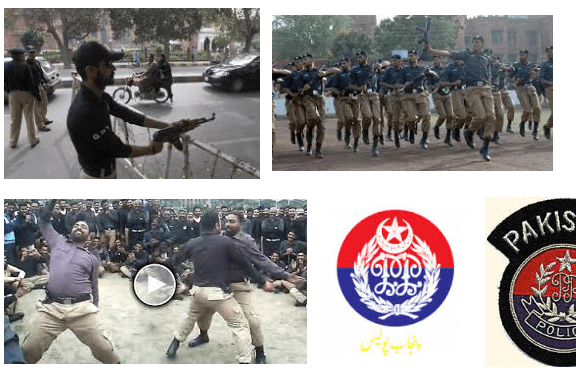 Pakistan Punjab Police Constable Salary