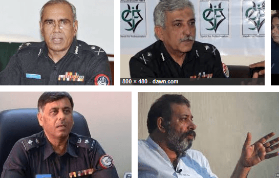 Pakistan Police Ranks And Salaries 2019