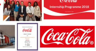 Coca Cola Internship Salary In Pakistan