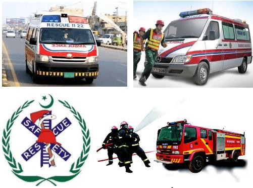 Rescue 1122 Salary