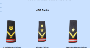 Assistant Warrant Officer Paf Salary