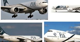 Pakistan International Airlines Air Hostess Salary