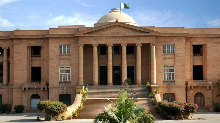 Sindh High Court Salary Structure In Pakistan